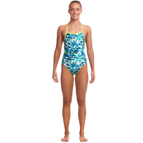 Funkita Strapped In One Piece Swimsuit Girls, concordia